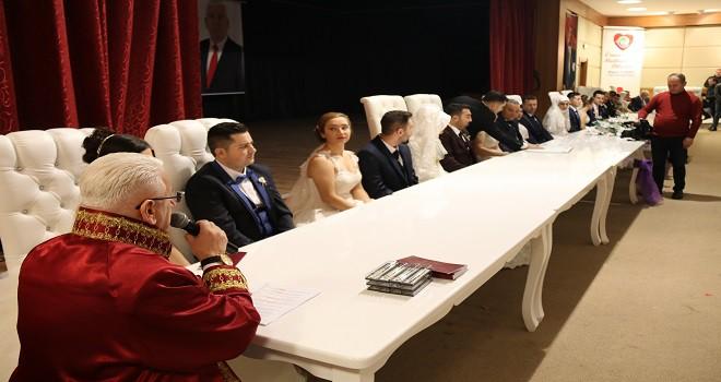 Ergene Belediyesinde Geleneksel Toplu Nikah Töreni Kayıtları Başladı