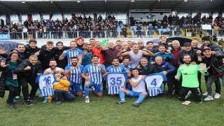 Ergene Velimeşespor'dan Sakaryaspor'a 5'lik Tarife