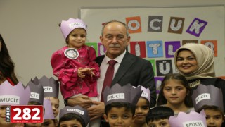 Marmaraereğlisi Gençlik Merkezi'nde ''Mucit Çocuklar Günü'' Etkinliği