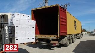 Asyaport'dan ihtiyaç sahiplerine 2 bin gıda kolisi desteği