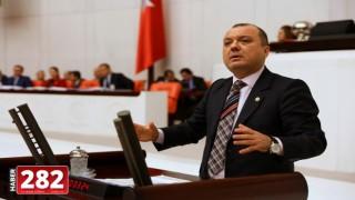"CHP TEKİRDAĞ VEKİLİ AYGUN:""ESNAFIN ELİ BOŞ KALDI"""