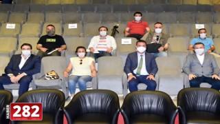 Pandemi Süreci ile İlgili Bilgilendirme Toplantısı Yapıldı