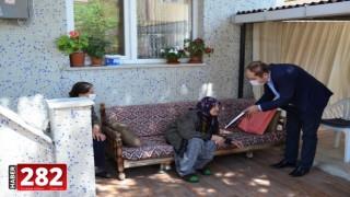 Saray Kaymakamı Adnan TEZCAN' nın Anneler Günü Ziyareti
