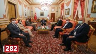 Ak parti Tekirdağ İl Başkanı Mestan Özcan ANKARA ZİYARETİMİZDEN MÜJDELERLE DÖNDÜK
