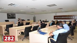 Belediye Çalışanlarına İşaret Dili Eğitimi