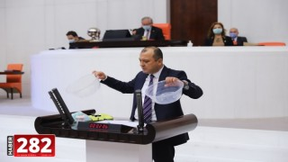 CHP TEKİRDAĞ VEKİLİ AYGUN'DAN ÇORLU TREN KAZASI MAHKEMESİNE LEĞENLİ TEPKİ: