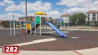 Çorlu Belediyesi:Parklarımıza Sürekli Zarar Veriliyor