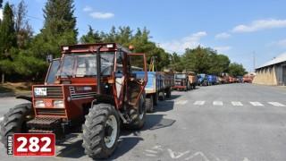 Hayrabolu'da TMO, buğday alımına başladı