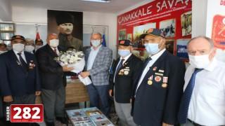 Kıbrıs Barış Harekatı'nın Yıldönümünde Anlamlı Ziyaret