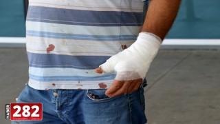 """Kırklareli ve Tekirdağ'da """"acemi kasaplar"""" hastanelik oldu"""