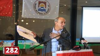 ''Marmaraereğlisi Cumhuriyet Başsavcılığı'na suç duyurusunda bulunacağız, yolsuzluk dosyası elimizde!''