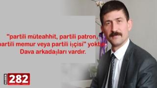 MHP Tekirdağ İl Başkanı İlker Yücel'den Açıklama