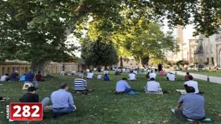 Trakya'da Kurban Bayramı coşkusu
