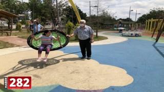 Ulaş Halk Bahçesi Projesi Gerçekleşiyor