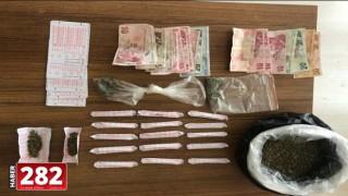 Çerkezköy'de uyuşturucu operasyonunda 1 kişi yakalandı