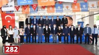 Egemen Türkay Güven, AK Parti Hayrabolu İlçe Başkanlığına yeniden seçildi