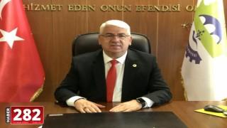 Ergene Belediye Başkanı Rasim Yüksel'den 4 Eylül Mesajı