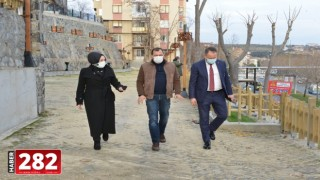 Başkan Yüksel Milletvekili Koncagül ve İl Başkanı Özcan'ı ağırladı