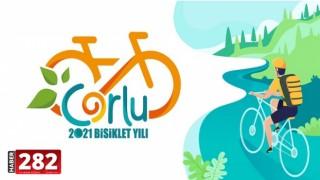 """Çorlu'da 2021 Yılı """"Bisiklet Yılı"""" İlan Edildi"""