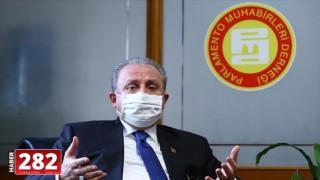 TBMM Başkanı Şentop: Hükümet sistemine uygun bir iç tüzük yapılması lazım