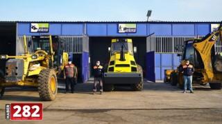 Çorlu Belediyesi Araç ve Ekipmanlarını Atölyelerinde Yeniliyor