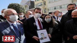 İBB Başkanı Ekrem İmamoğlu'ndan Süleymanpaşa'da Esnaf Ziyareti