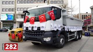 Çorlu Belediyesi Araç Parkurunu Genişletiyor