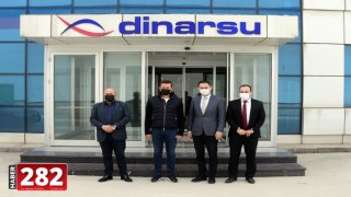 KOMŞU PAKET KAMPANYASINA BİR DESTEK DE DİNARSU'DAN