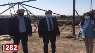 Marmaraereğlisi Belediyesi Yeniçiftlik Ek hizmet Binası Yenileniyor