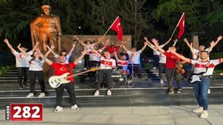 Çorlu Belediyesi Bando ve Kent Orkestrası Kalpleri Fethetti