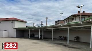 Ergene Belediyesi Düğün Salonlarını Tadilata Aldı