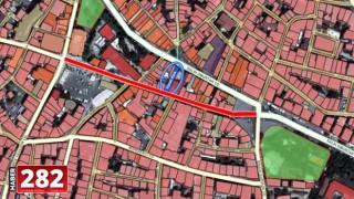 Kumyol Caddesi Yol Kapatma Duyurusu
