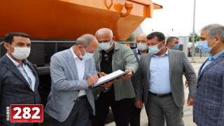 Marmaraereğlisi Belediyesi Araç Filosu, Genişlemeye Devam Ediyor