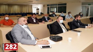 Planlanan Çalışmalar Koordinasyon Toplantısında Ele Alındı