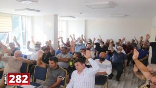 Ergene Velimeşespor'da Yeni Yönetim Belli Oldu