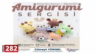 Süleymanpaşa Belediyesinden farklı bir sergi