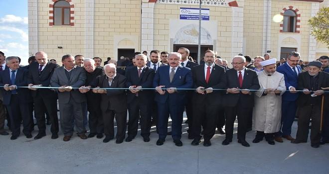 Süleymanpaşa Anadolu İmam Hatip Lisesi Üftade Uygulama Camii'nin Açılışı Gerçekleştirildi