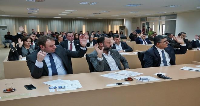 Ocak Ayı Olağan Meclis Toplantısı Yapıldı