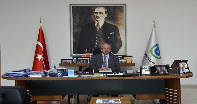 Başkan Kadir Albayrak'ın 10 Ocak Çalışan Gazeteciler Günü Mesajı